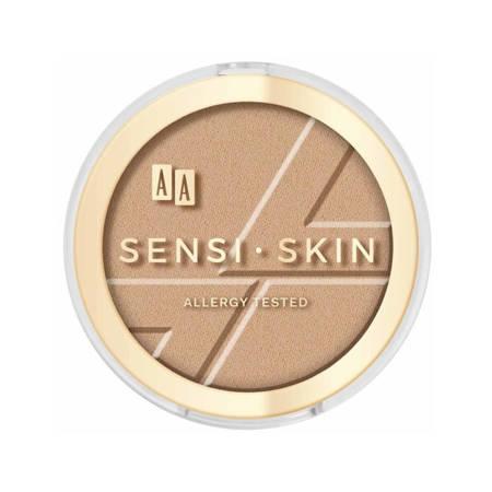 AA Sensi Skin Modelujący bronzer do twarzy 01 Amber 9g