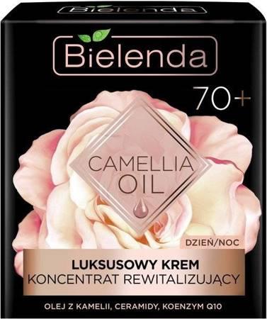 Bielenda Camellia Oil 70+ Krem-koncentrat rewitalizujący dzień/noc 50ml