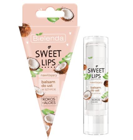 Bielenda Sweet Lips Balsam do ust Kokos+Aloes