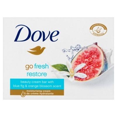 Dove Go Fresh Restore Kremowe mydło w kostce 100g