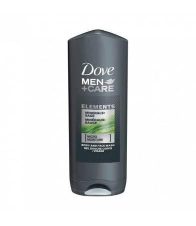 Dove Mineals & Sage żel pod prysznic 250 ml