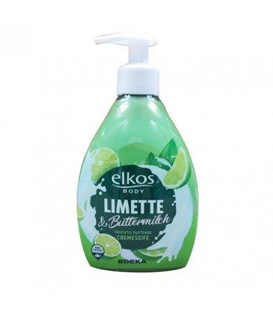 Elkos Limette&Buttermilch mydło w płynie 500 ml