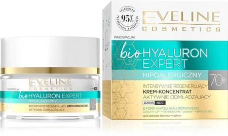 Eveline Bio 70+ Krem aktywnie odmładzający dzień/noc 50ml