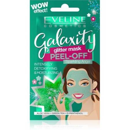 Eveline Galaxity Maseczka do twarzy detoksykująca Sparkling Angel 10g
